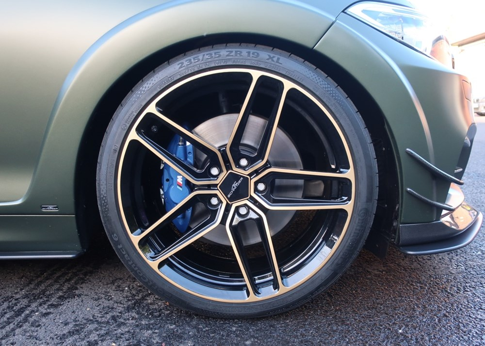 2017 BMW AC Schnitzer ACL2S - Image 5 of 9