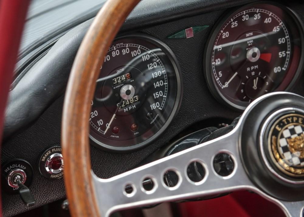 1961 Jaguar E-Type Series I Coupé Flat-Floor (3.8 litre) - Image 7 of 9