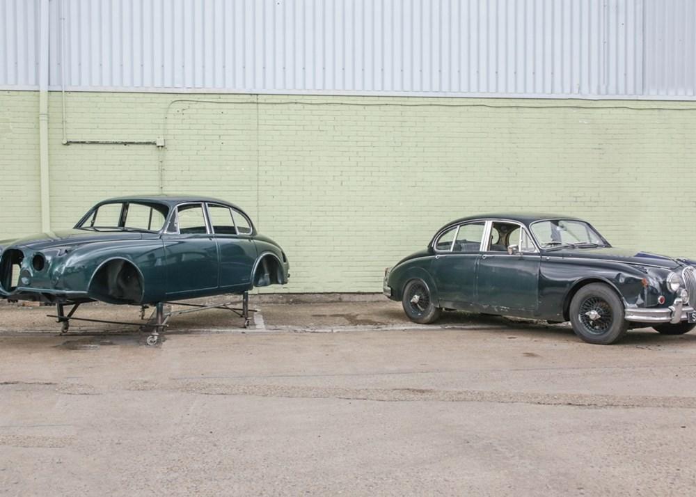 1960 Jaguar Mk. II (3.8 litre)