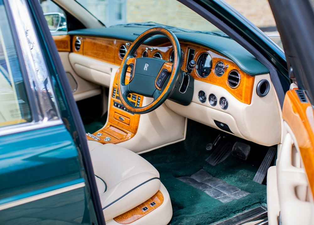 2001 Rolls-Royce Silver Seraph 'Last of Line' Edition - Image 3 of 9