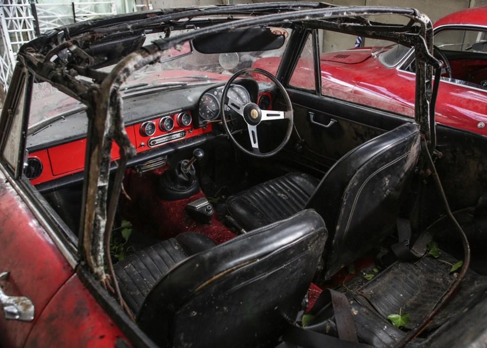 1967 Alfa Romeo Spider 1600 Duetto - Image 9 of 9