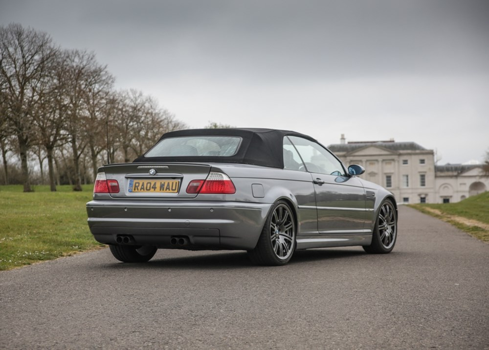 2004 BMW M3 Convertible - Image 4 of 9