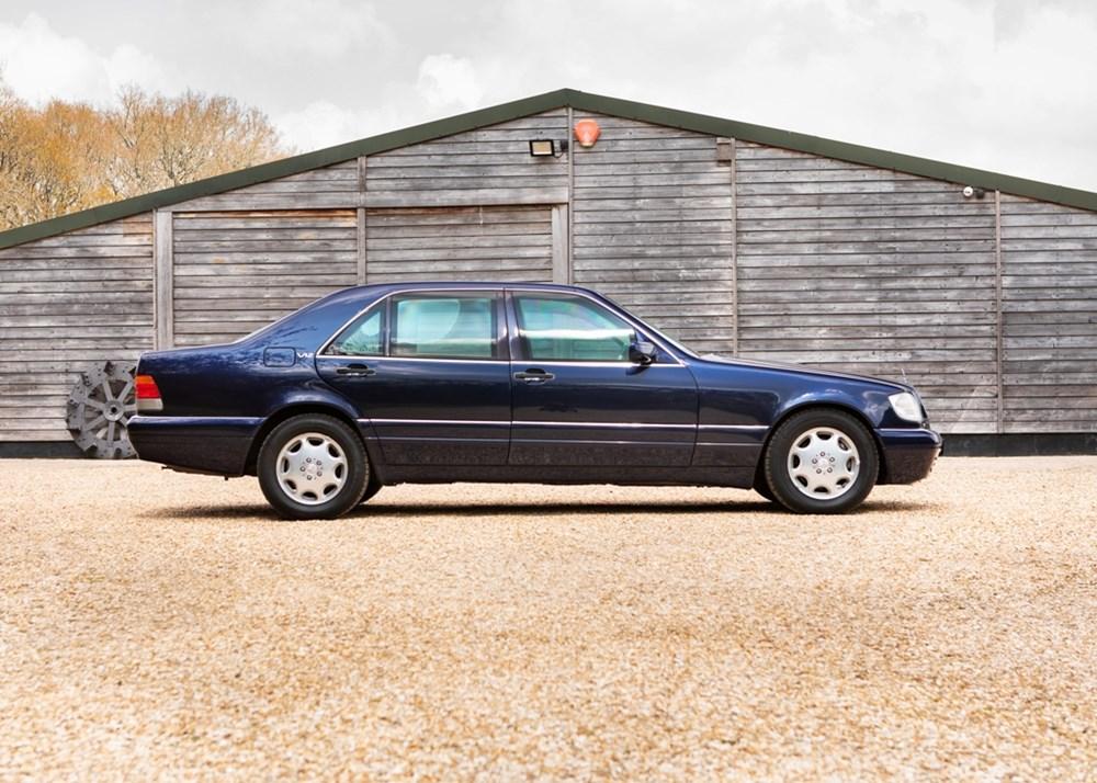 1995 Mercedes-Benz S600 L - Image 3 of 9