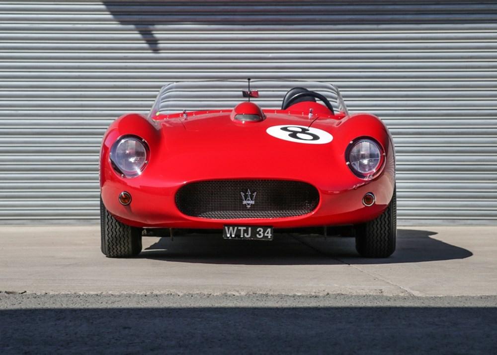 1956 Maserati 450S Recreation - Image 5 of 9