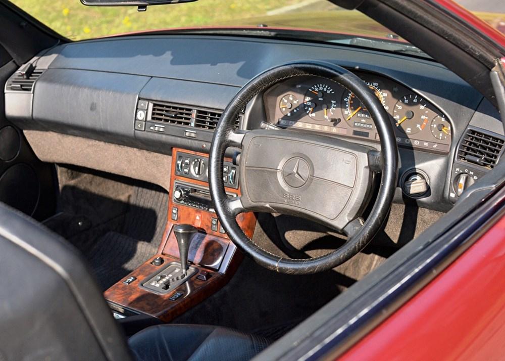 1991 Mercedes-Benz 500SL-32 Roadster - Image 9 of 9