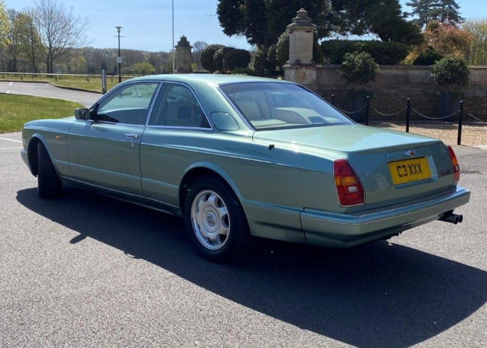 1995 Bentley Continental S - Image 2 of 9