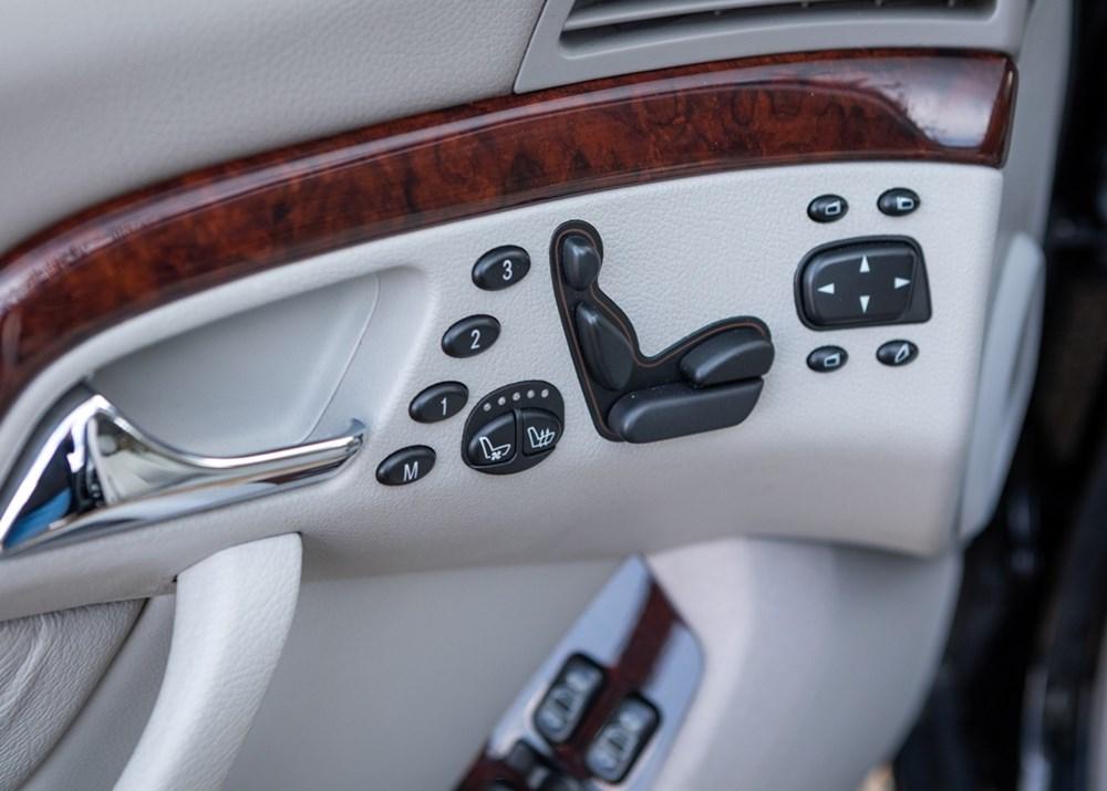 2001 Mercedes-Benz S320 L - Image 7 of 9