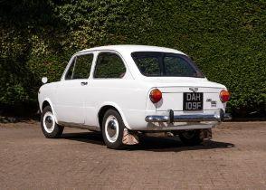 1967 Fiat 850 Idromatic