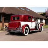 1930 Nash Ambassador 8 (Four-door saloon)