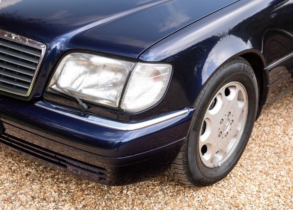 1995 Mercedes-Benz S600 L - Image 5 of 9