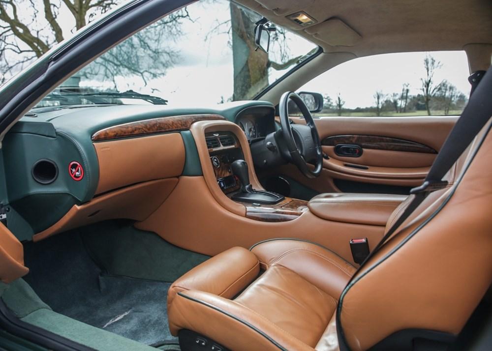 1999 Aston Martin DB7 Vantage Coupé - Image 3 of 9