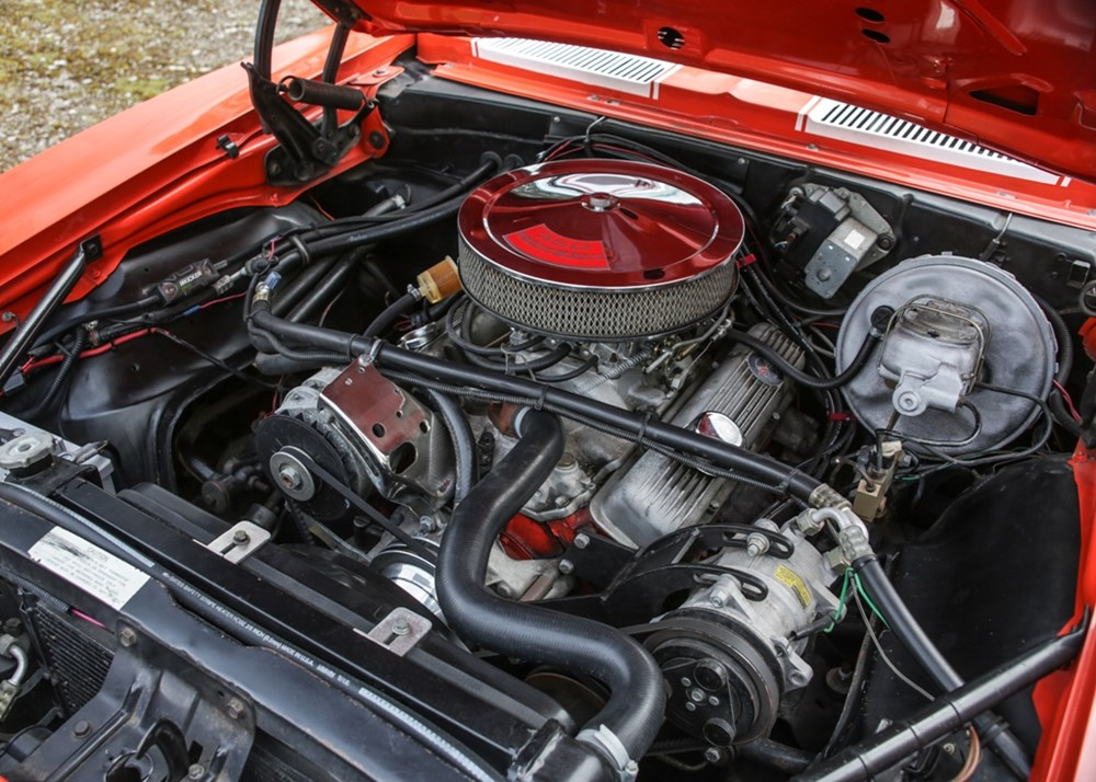 1968 Chevrolet Camaro SS Convertible - Image 7 of 9