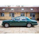 2001 Rolls-Royce Silver Seraph 'Last of Line' Edition