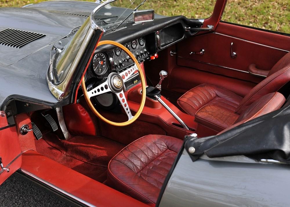 1968 Jaguar E-Type Series I Roadster (4.2 litre) - Image 6 of 9