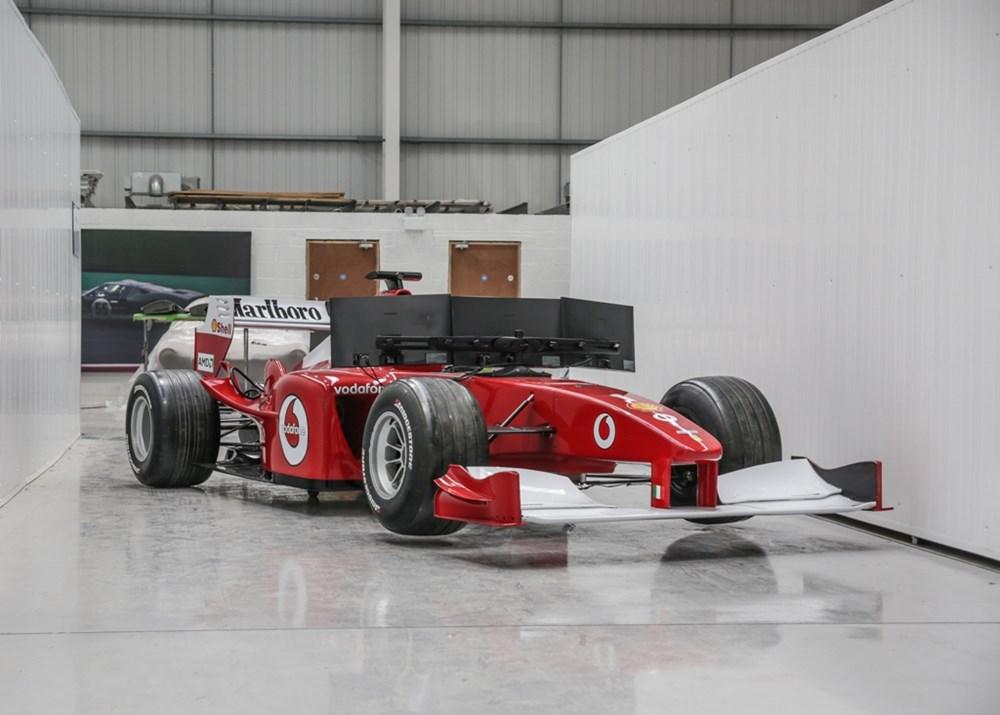 Ferrari F1 Simulator by Thrustmaster