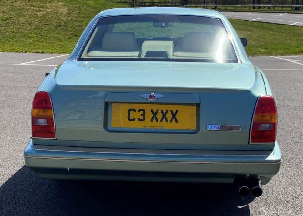 1995 Bentley Continental S - Image 4 of 9
