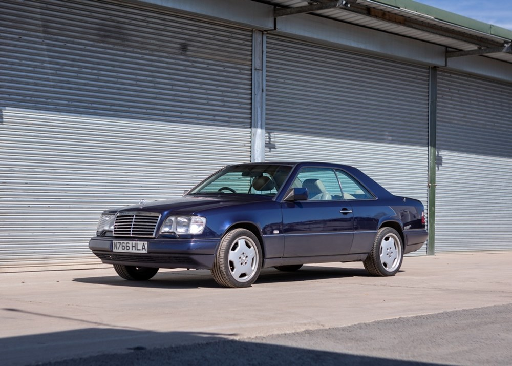 1996 Mercedes-Benz E320 Coupé