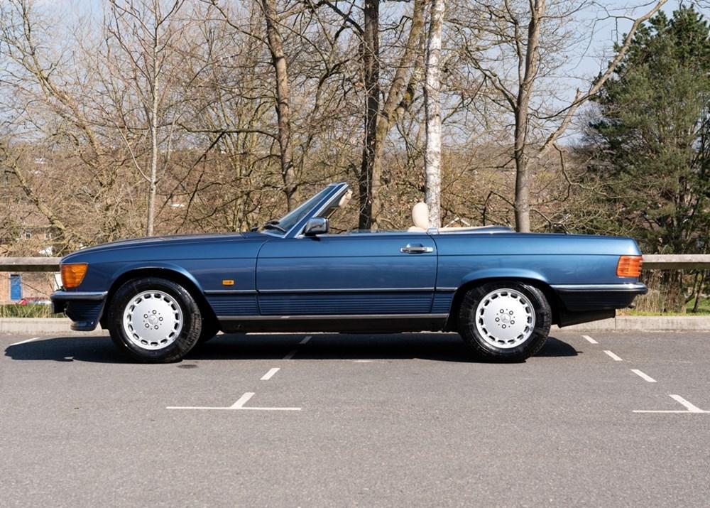 1987 Mercedes-Benz 300SL
