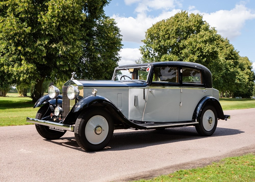 1933 Rolls-Royce 20/25 Saloon by Lancefield
