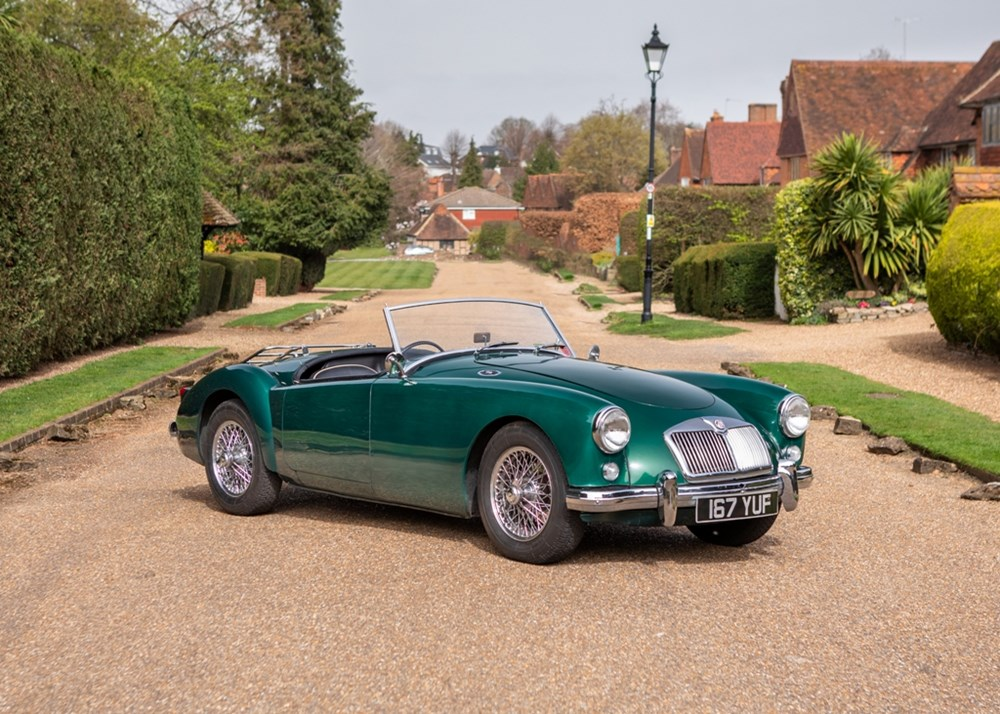 1958 MG A Roadster - Image 4 of 9