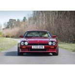 1986 Lister Coupé (Jaguar XJ-S) 'Chassis 001' Press Car