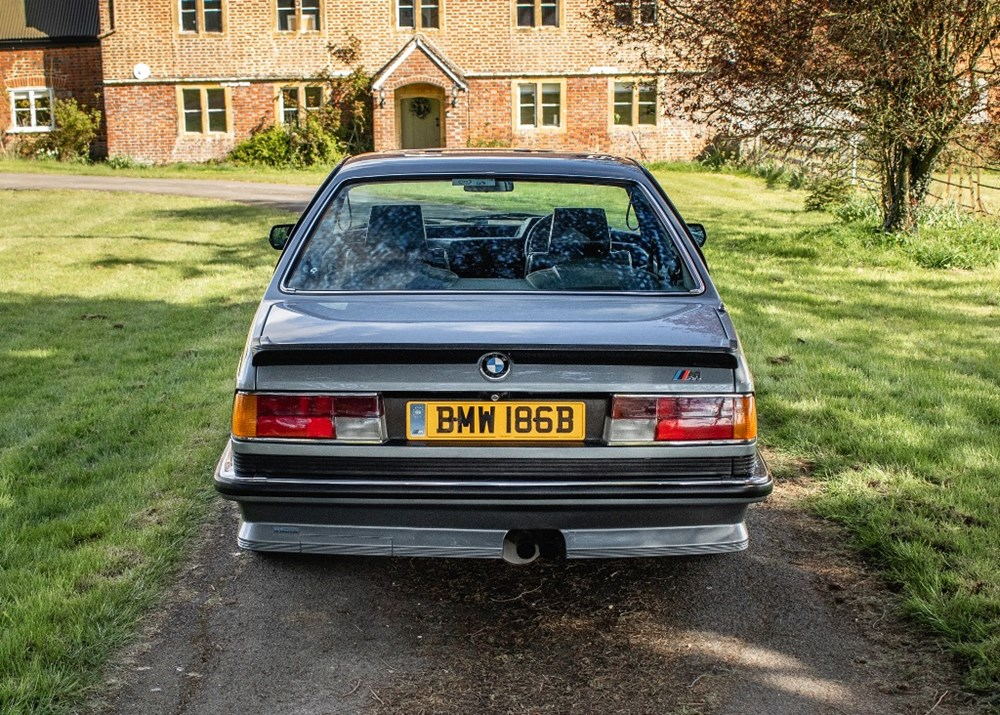 1985 BMW M635CSi - Image 6 of 9