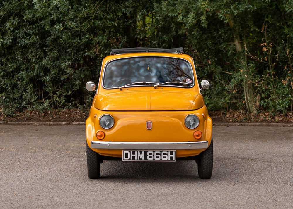 1970 Fiat 500L - Image 3 of 9