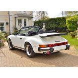 1983 Porsche 911 SC Cabriolet (3.0 Litre)