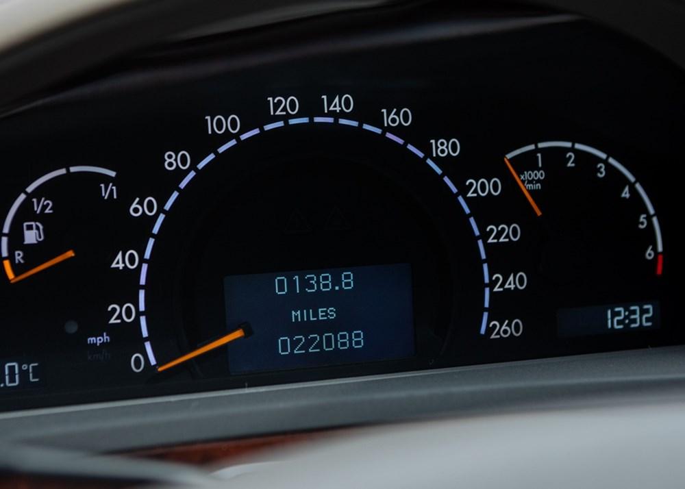 2001 Mercedes-Benz S320 L - Image 8 of 9