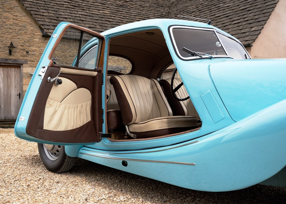 1949 Bristol 400 Coupé - Image 5 of 9