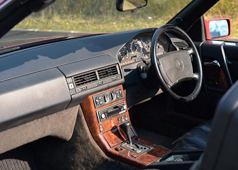 1991 Mercedes-Benz 500SL-32 Roadster - Image 8 of 9