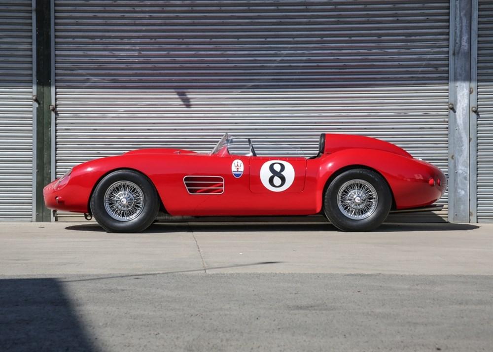 1956 Maserati 450S Recreation