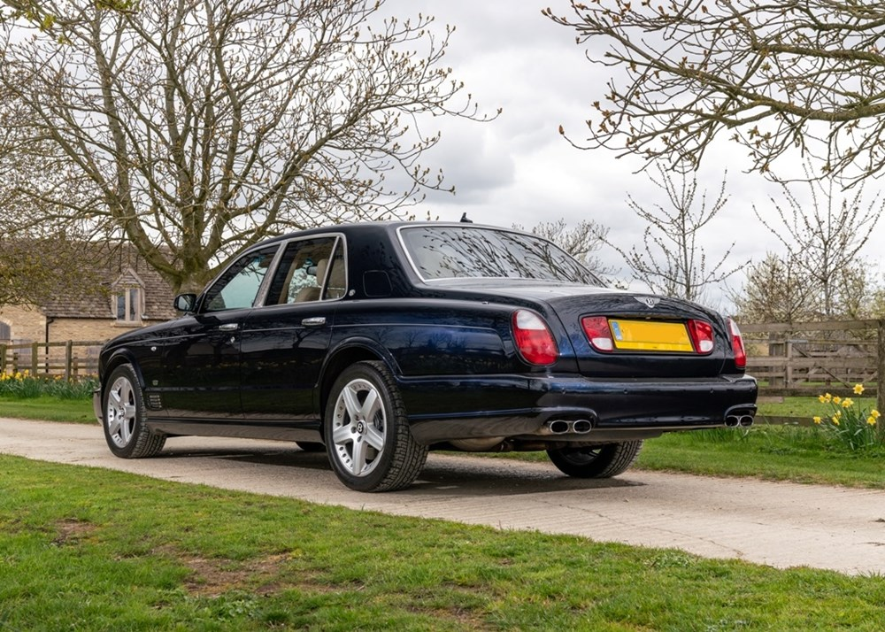 2005 Bentley Arnage T by Mulliner - Image 2 of 9