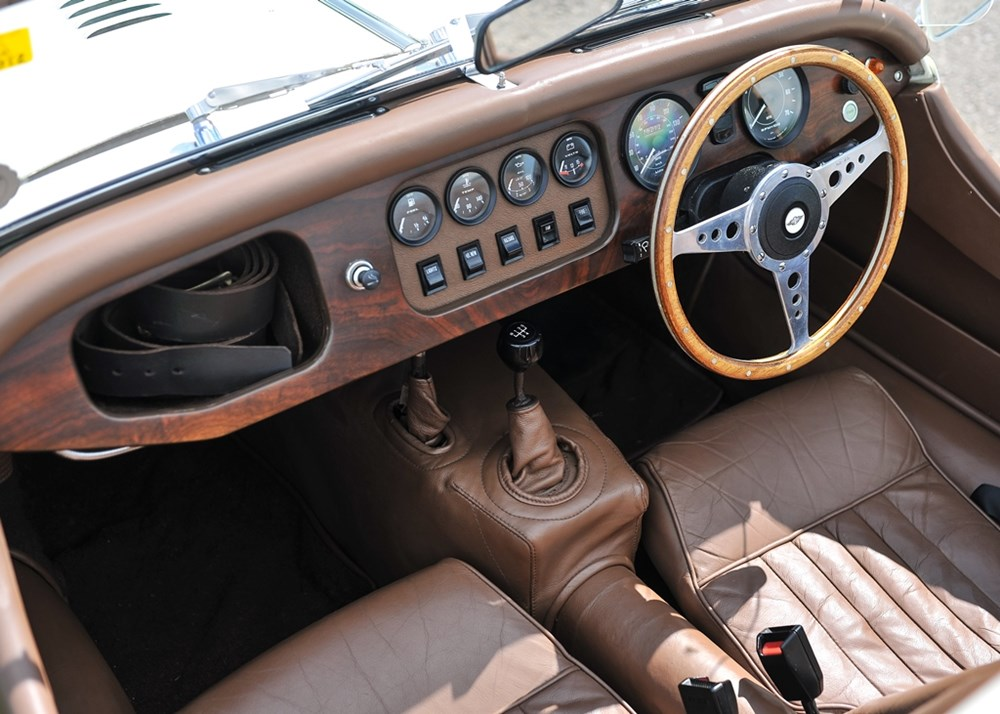 1977 Morgan Plus 8 - Image 4 of 9