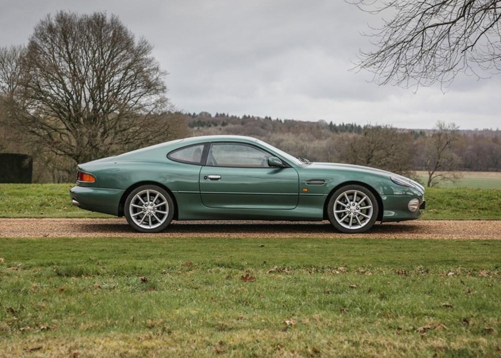1999 Aston Martin DB7 Vantage Coupé - Image 7 of 9