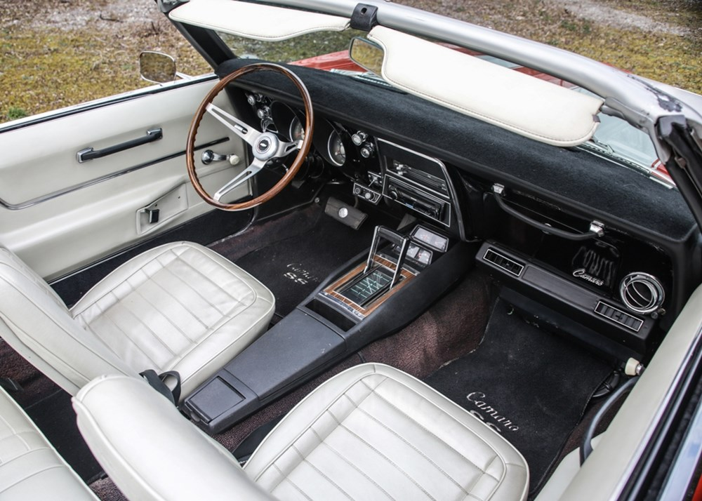 1968 Chevrolet Camaro SS Convertible - Image 5 of 9