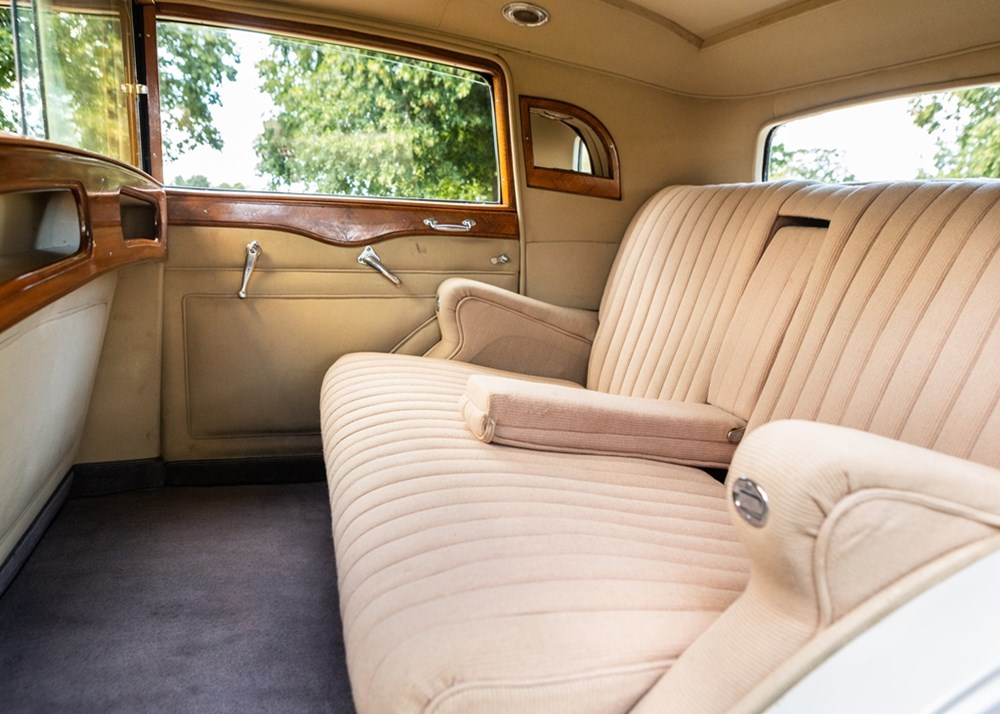1933 Rolls-Royce 20/25 Saloon by Lancefield - Image 7 of 9