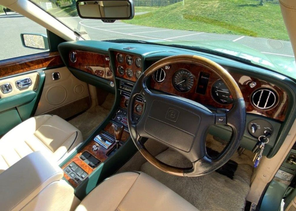 1995 Bentley Continental S - Image 8 of 9