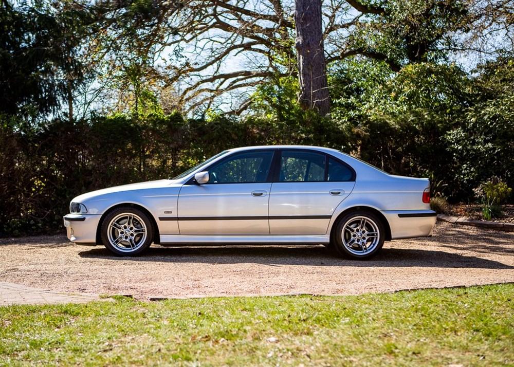 2002 BMW 530i M Sport