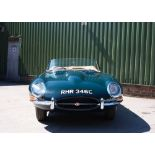 1965 Jaguar E-Type Series I Roadster (4.2 Litre)