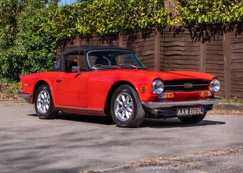 1972 Triumph TR6 - Image 7 of 9