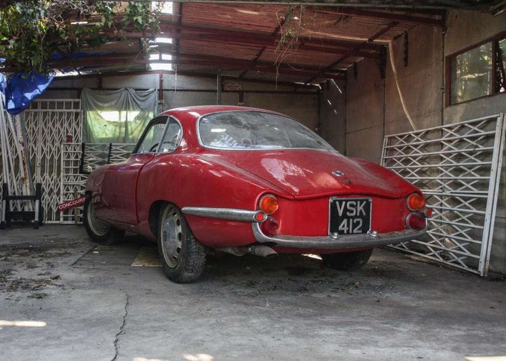 1960 Alfa Romeo Giulietta Sprint Speciale by Bertone - Image 2 of 9