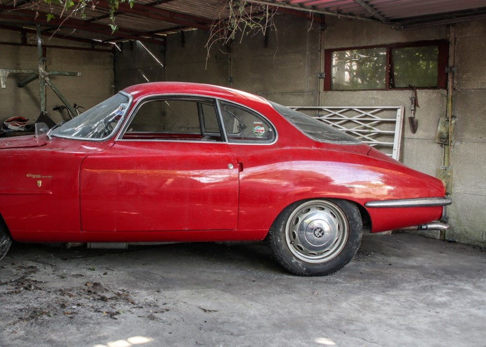 1960 Alfa Romeo Giulietta Sprint Speciale by Bertone - Image 4 of 9
