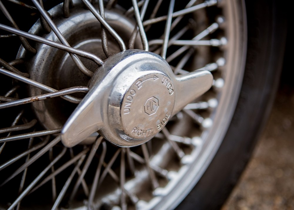 1967 MG B Roadster - Image 9 of 9