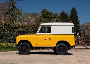 1975 Land Rover Light Van