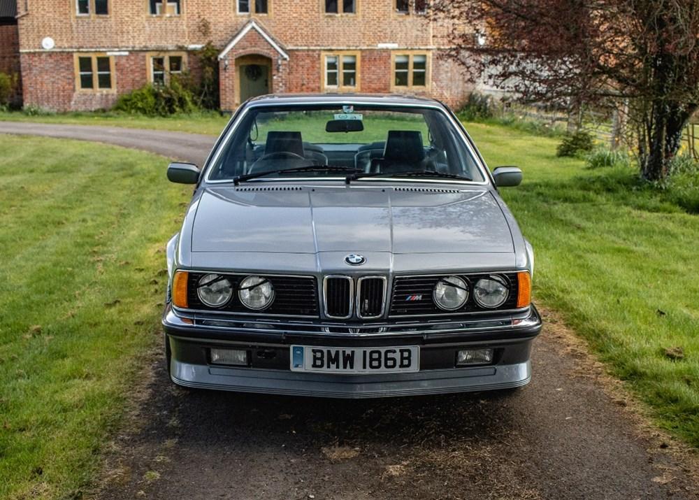 1985 BMW M635CSi - Image 5 of 9