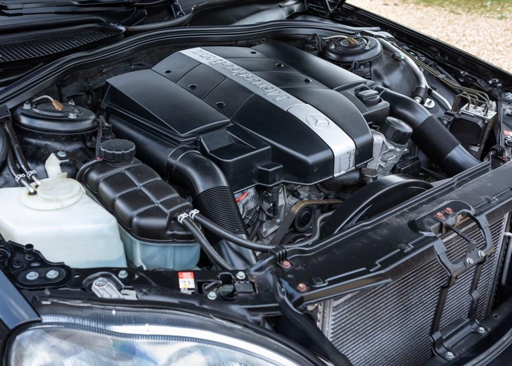 2001 Mercedes-Benz S320 L - Image 9 of 9