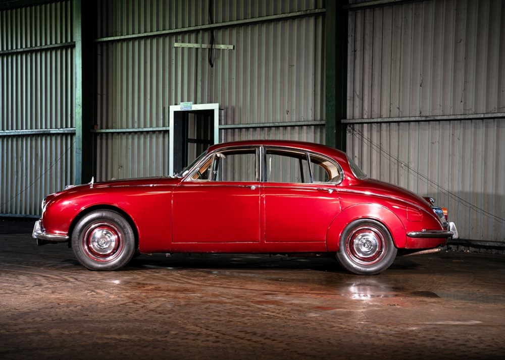 1968 Daimler 250 V8 Saloon