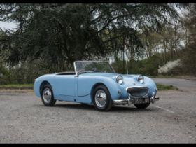 1959 Austin Healey Sprite Mk. I 'Frogeye'