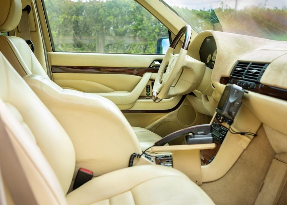 1995 Mercedes-Benz S600 L - Image 7 of 9